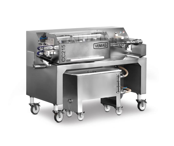 Vemag CC 215 - идеальная технология для производства альгинатных оболочек
