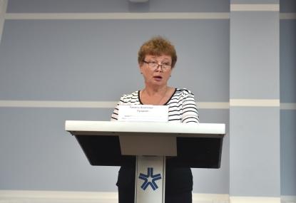Пузанова Лариса Анатольевна - Заместитель руководителя Управления Роспотребнадзора по Белгородской области